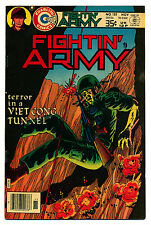 Fightin' Army #135 (Charlton) VF8.4