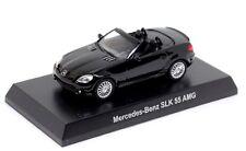 Kyosho 1/64 Mercedes-Benz SLK 55 AMG Black