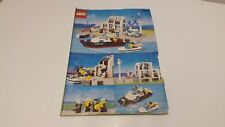 Lego!!! instructions ONLY!!! pour 6540