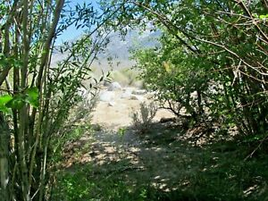 California Placer Gold Mine Lone Pine Mining Claim Creek Panning Sluice CA