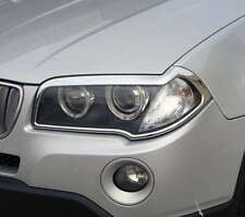 BMW X3 CHROME HEADLIGHT TRIM 2003 TO 2010 (PRE UPDATE)