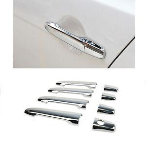 Chrome Door Handle Cover Trim For Mitsubishi Outlander Sport  / Outlander Lancer