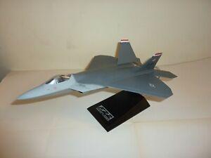Desk display Model Aircraft Resin  Space Models F22 USAF Jet 1/48