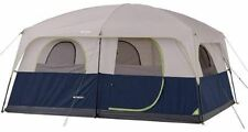 Camping Tent Outdoor Equipment Shelter 2 Room Cabin Canopy Ozark Trail 10 Person