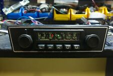 Oldtimer BLAUPUNKT FRANKFURT autoradio sehr schön erhalten