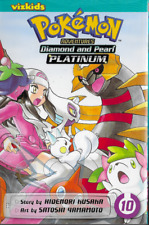 Pokemon Adventures Diamond & Pearl Platinum Vol 10 by Husaka & Yamamoto PB Viz