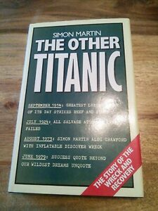 THE OTHER TITANIC BY SIMON MARTIN