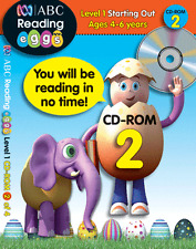 ABC Reading Eggs - Starting Out CD-ROM 2 by Katy Pike
