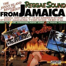 Jonny Island Reggae Group Reggae sound from Jamaica  [CD]