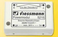 Viessmann 5215: Module de puissance pour Maximale Commutation Digitaldecodern