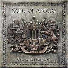 SONS OF APOLLO - PSYCHOTIC SYMPHONY  2 CD NEUF