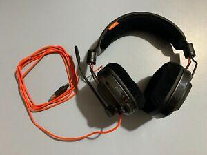 Plantronics GameCom 788 PC USB Headset (7.1 Surround Sound Headphones and Mic)
