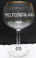 COLLECTOR , ANCIEN VERRE A BIERE  PELFORTH 43 , 33 CL , PF70 *