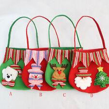Christmas Non-woven Fabrics Gift Bag  Merry Christmas Candy Bags Christmas Decor