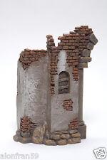 Edizioni Del Prado - IL Presepio Serie 11 cm. Parete con piccola finestra BEL012