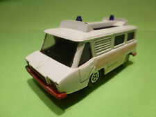 CORGI 700 MOTORWAY SERVICE - AMBULANCE - 1:43 - GOOD CONDITION