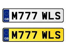 ** M777 WLS ** CHERISHED PERSONAL PRIVATE REGISTRATION NUMBER PLATE WL LS WS