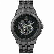 Timex Viewpoint AA3D81900, Men's Gunmetal Link Bracelet Watch,Black Dial, 40MM