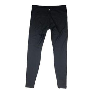 Lululemon Size 10 Black Full Length Leggings *Wear