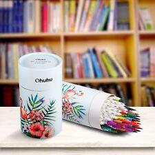 60 Dual Pencil Set Marker Album Dauber Sketch Water Color Marker Brush Pen