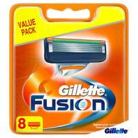Gillette Fusion Razor Blades - Pack of 8