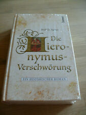 Rolf D. Sabel - Die Hieronymus-Verschwörung, benno-Verlag, neu, OVP