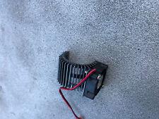 Motor Heatsink + Cooling Fan for Traxxas 1/10 Stampede /Slash 4x4 BW
