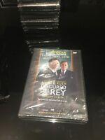 El Dialogues Du Rey DVD Colin Firth Geoffrey Rush Scellé Neuf