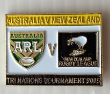 Pin's rugby tri-nations 2005 Australia/New Zealand