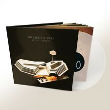 Arctic Monkeys: Tranquility Base Hotel + Casino Clear Vinyl LP Record + MP3