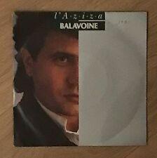 Vinyle 45 Tours - Balavoine - L'Aziza - 8834847 - EP Rpm