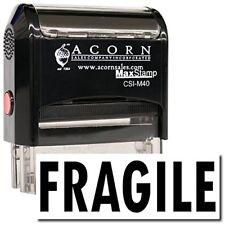 MaxStamp - Large Self-Inking Fragile Stamp (Black Ink)
