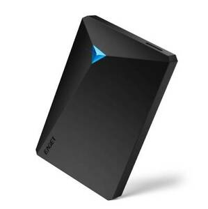 Eaget Mobile Hard Disk drive 1T/1TB USB 3.0 mobile HDD rotate speed 5400 NEW