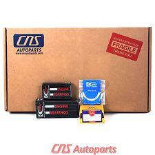 94-99 Toyota Lexus 3.0L Engine Full Gasket Set Bearings Rings Re-Ring Kit 1MZFE