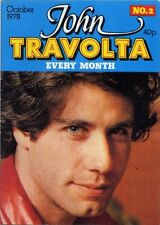 John Travolta Magazine #2 October 1978