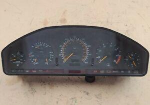 92-95 Mercedes S320 S500 S420 500SEL W140 Instrument Gauge Cluster 1405409648