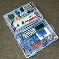 New Learning Starter Kit for Arduino UNO R3 Upgraded Version Learning Suite