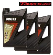 KIT OLIO YAMALUBE FS 10W40 + FILTRO TMAX T-MAX 500 530 2001 2018 100% SINTETICO