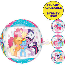 MY LITTLE PONY PARTY SUPPLIES ORBZ HELIUM BIRTHDAY FOIL BALLOON DECORATIONS