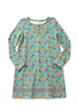 Matilda Jane Homestead Dress 8 Joanna Gaines Blue Floral Once Upon A Time Nwt