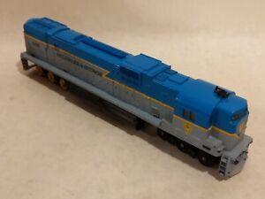 Tyco  HO Scale Alco Super 630 Diesel Locomotive Delaware & Hudson # 1102 AS-IS