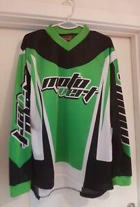 Moto Vert Jersey - new, genuine