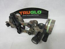 Truglo Archers choice Range Rover single pin slider sight Mathews Lost Camo