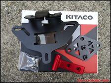 Honda Z125 Monkey 125  FENDER LESS KIT BLACK RED   KITACO  // NEW