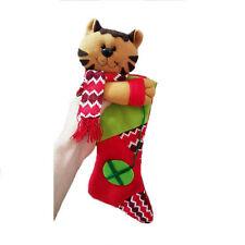 Calza VUOTA pupazzo tigro 40 cm Befana Epifania calze hempty stocking Epiphany