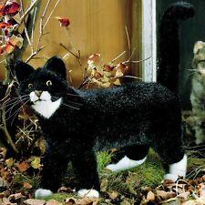 Black Cat - plush collectors soft toy from Germany - Kosen / Kösen - 3960