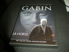 DVD FILM AVEC JEAN GABIN COLLECTION ATLAS - LA HORSE