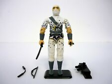 GI JOE STORM SHADOW Vintage Action Figure Commando Team COMPLETE C9 v5 1997