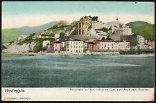 AX0176 Imperia - Provincia - Ventimiglia - Passerella sul Roja - Old postcard