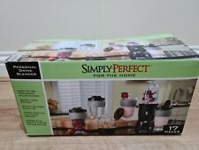 Personal Drink Blender Smoothie Juice Healthy Simply Perfect (see description)